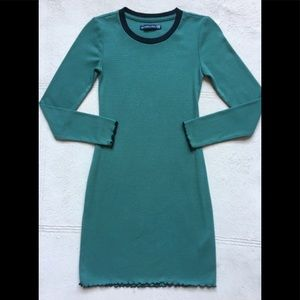 ABERCROMBIE & FITCH Long-Sleeved Dress, Size XXSP